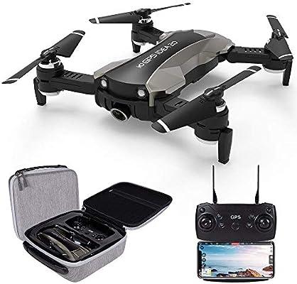 Dron con camara 4k