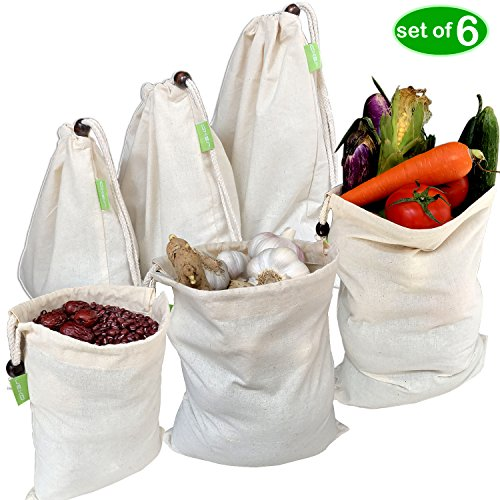 Eco Friendly Cotton Bags - 2