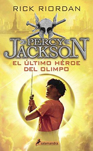 El Ultimo Heroe del Olimpo (the Last Olympian)