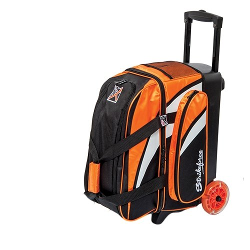 KR Strikeforce Cruiser Smooth Double Roller, Orange/White/Black by KR Strikeforce