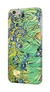 """E0210 Van Gogh Irises Case Cover For IPHONE 6 PLUS (5.5"""")"""
