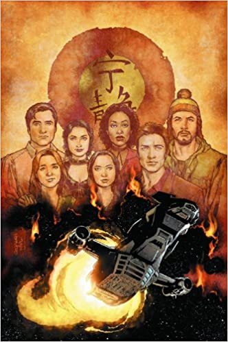 Serenity Leaves On The Wind 1 Of 6 Variant Cover Zack Whedon
