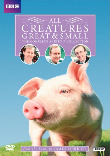 All Creatures Great & Small: The Complete Series 7 Collection - Outlets Bellingham