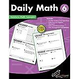 Daily Math Grade 6 (Chalkboard Publishing Workbooks)