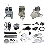 Zoombicycles Jet 2 stroke 66cc/80cc Bicycle engine kit (Silver)