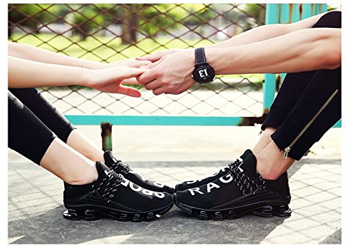 Shoes Sneakers Men's Fashion Black Casual JiYe Free Flyknit Sports Transform Running qtdx6fwz