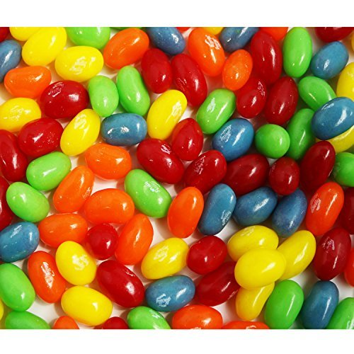FirstChoiceCandy Jelly Belly Sours Jelly Beans 2 Pound Resea