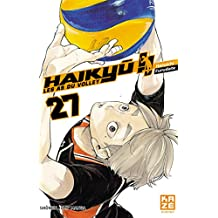Haikyu !! - Les As du volley T27 (French Edition)