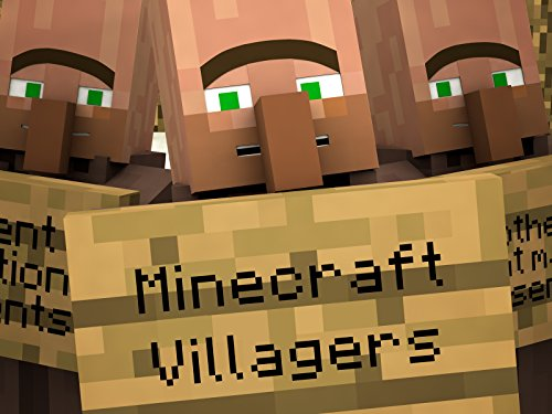 amazon   clip minecraft villagers dan lloyd