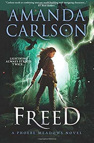 book cover of Freed