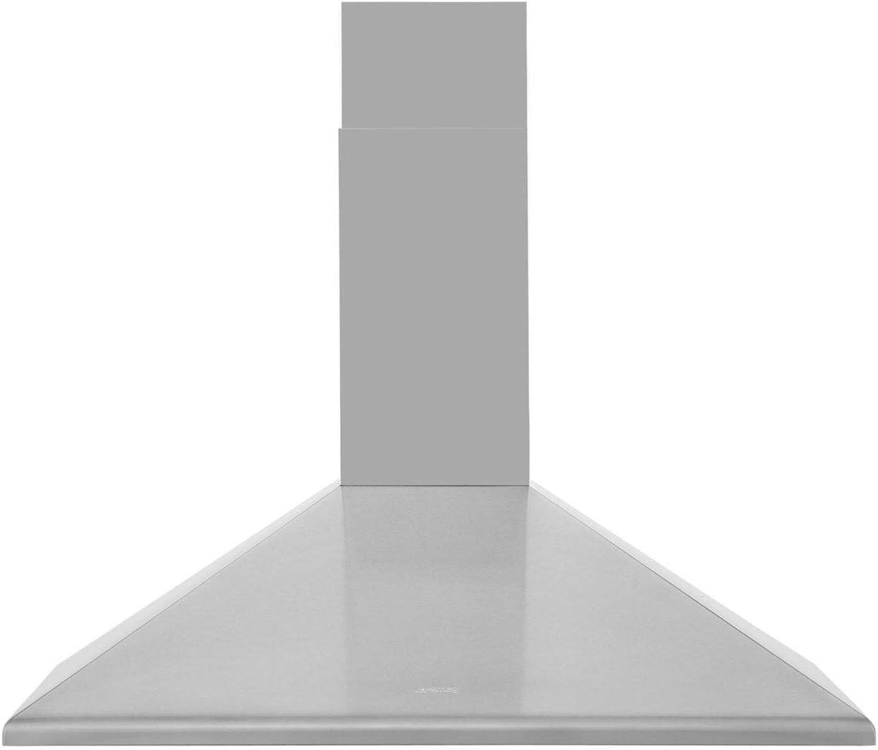 Smeg KSED95XE - Campana (588 m³/h, Canalizado/Recirculación, B, A, D, 65 dB): Amazon.es: Hogar