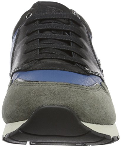 Shoe Geox Emildon Mens Black Azure B Walking Mens Geox 5RCqxPYx