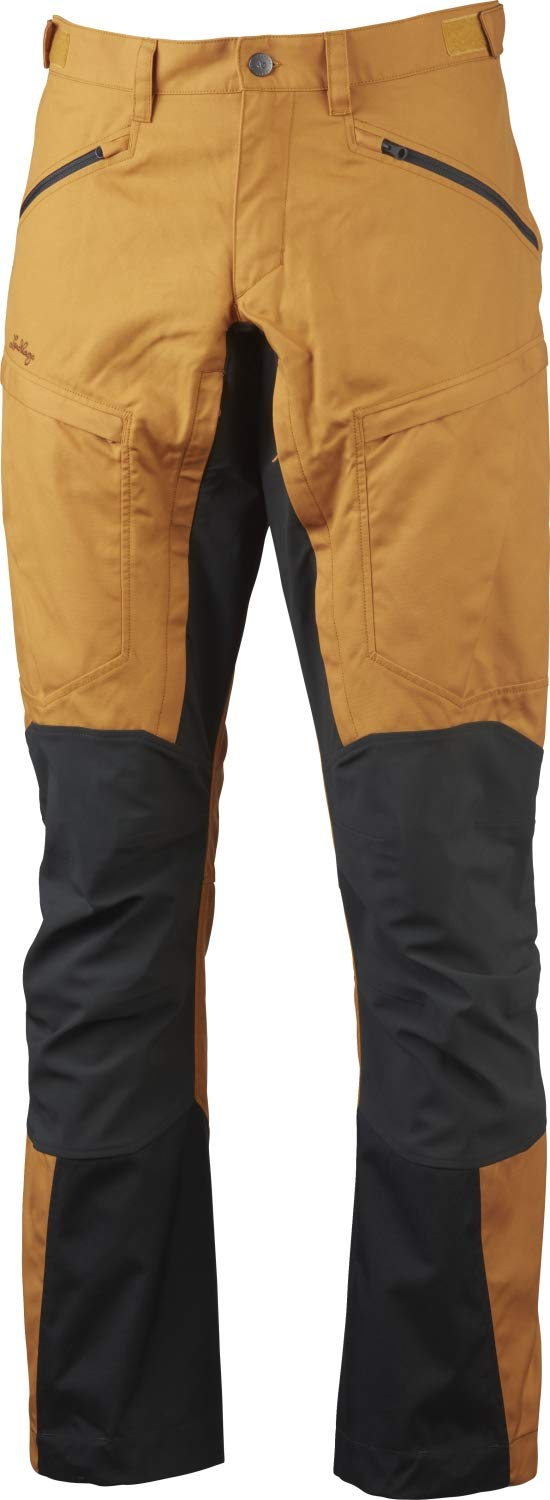 Lundhags Makke Pro Ms Pant Outdoorhose (Gold/Charcoal)