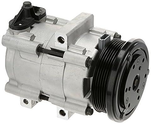 Four Seasons 58129 Compressor with Clutch - Pickup A/c Compressor