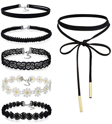 FIBO STEEL Choker Necklace Tattoo