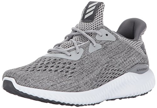 adidas Performance Women's Alphabounce Em w Running Shoe, Grey Five/Grey Two/White, 5 Medium US by adidas Performance