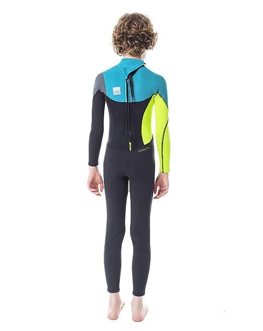 Jobe Niños Traje completo Traje neopreno Boston 3.0/2.5 Lima Traje de surf Juego de esquí acuático: Amazon.es: Deportes y aire libre