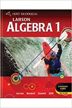 McDougal Littell Algebra 1 Remediation Book (Correlated with Benchmark Test Book