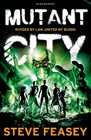 book cover of Mutant City