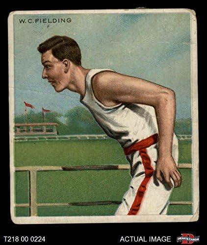 1910 T218 Champions # 12 W.C. Fielding (Baseball Card) Dean's Cards 1.5 - FAIR 51-qHIjWUuL