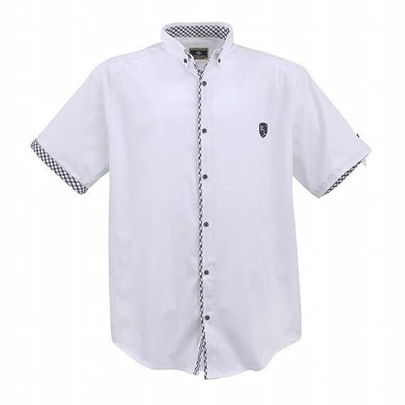 Lavecchia Übergrößen Herren-Hemd Kurzarm, Freizeithemd Für Männer in Großen  Größen mit Button Down a265726884