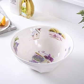 XXJ-Bowls Piante Ceramiche da tavola Piatti da tavola ...