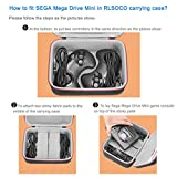 RLSOCO Carrying Case for Sega Genesis Mini 2019