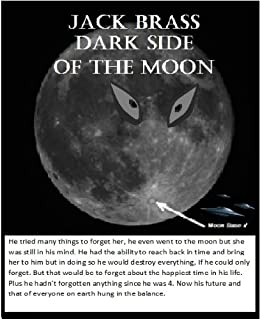Jack Brass The Dark Side of the Moon by [Nelson, Doug]