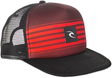 RIP CURL Pro Game F/P Trucker Gorra, Hombre, Rojo, Talla Única ...