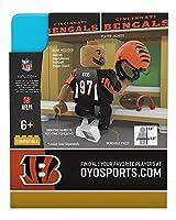 Geno Atkins NFL OYO Cincinnati Bengals Generation 4 G4 Mini Figure