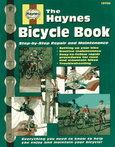 - By Bob Henderson The Haynes Bicycle Book: The Haynes Repair Manual for Maintaining and Repairing Your Bike (Haynes Au [Paperback]