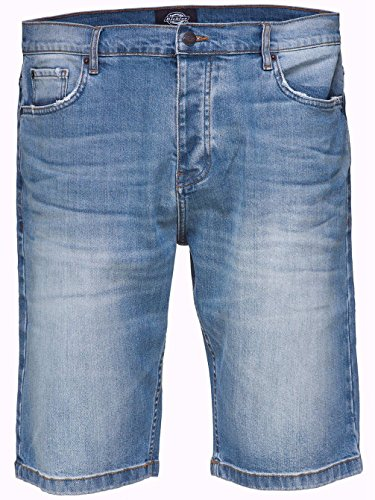 Short light Dickies Blu Sportivi Blue Pantaloncini Uomo Island Rhode Lb wwEq6xCp