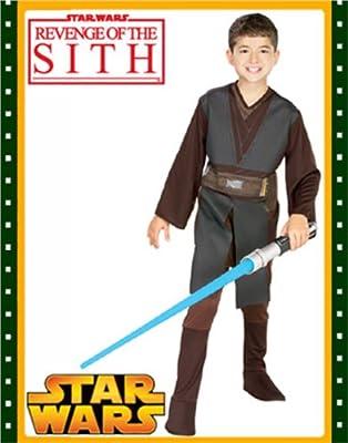 Star Wars Anakin Skywalker Childs Fancy Dress Costume