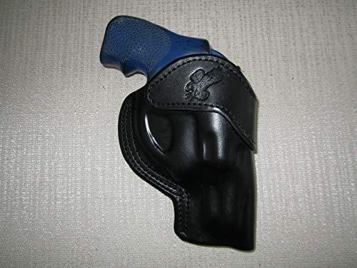 BRAIDS HOLSTERS Ruger LCR 38 Cal. Formed OWB Leather Belt Holster