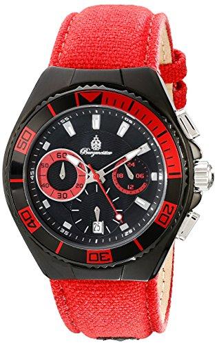 Burgmeister Men's BM609-624 Marseille Analog Chronograph Watch