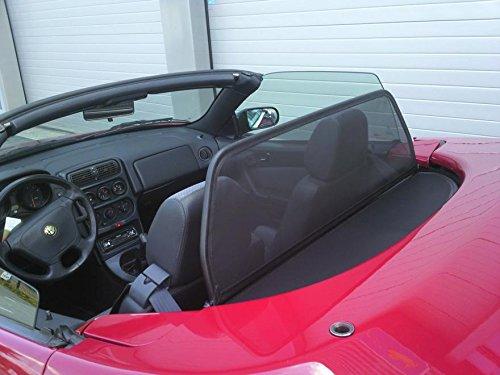 Alfa Spider 916 Windschott Schwarz 1995-2006