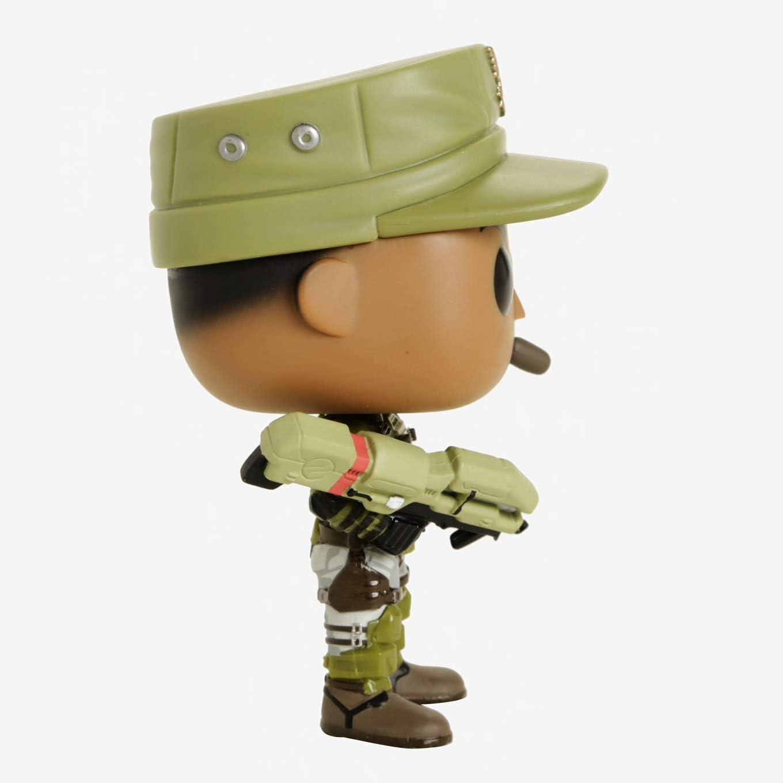 Vinyl Figure Halo Sgt Johnson Pop