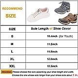 KRATARC Waterproof Shoes Covers Foldable Rain Boot