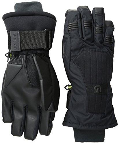 Burton Men's Support Glove, True Black, (Burton Mens System)
