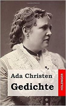 Book Gedichte: Lieder einer Verlorenen / Aus der Asche / Schatten / Aus der Tiefe (German Edition)