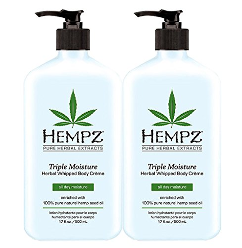 BOTTLES Hempz Herbal Moisturizer Moisture