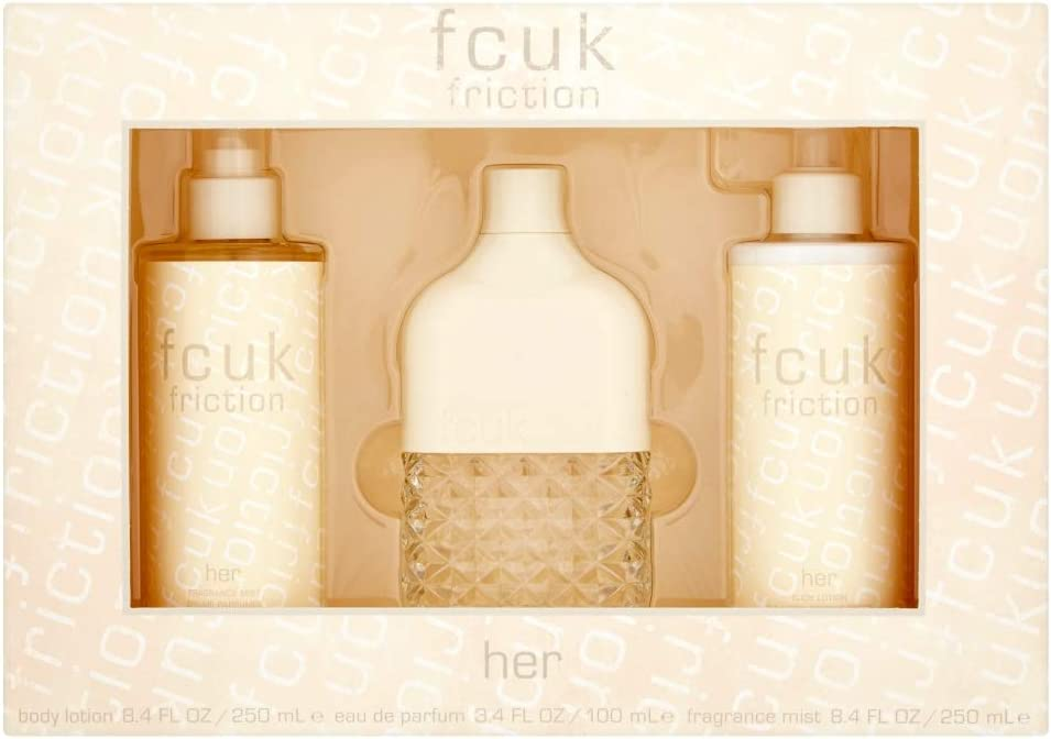 FCUK Friction for Her Gift Set: Amazon