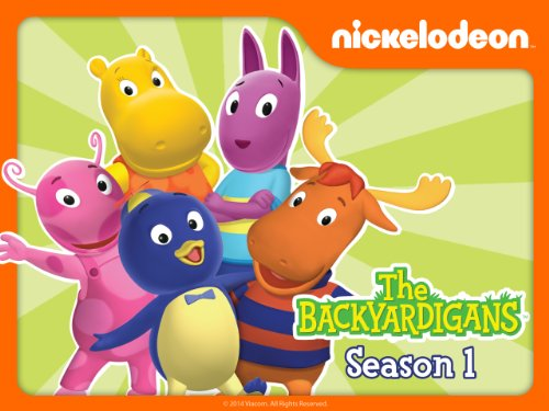 The Backyardigans (2004 - 2010) (Television Series)