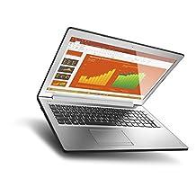 """Lenovo (LENZ9) ideapad 510 (80SR002SUS) 15.6"""" FHD Laptop (Intel Core i5-6200U 2.3GHz Processor, 8 GB RAM, 1000 GB HDD, NVIDIA GeForece 940MX, Windows 10) black"""