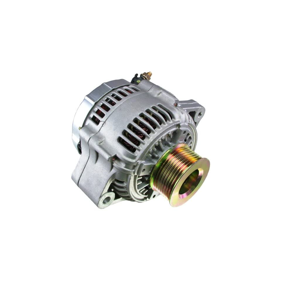 This is a Brand New Aftermarket Alternator Fits John Deere Sprayers and Farm Tractors, Fits Many Models, Please See Below