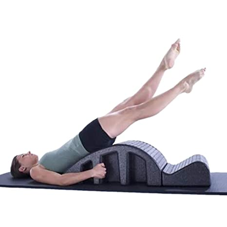QZPLT Pilates Yoga Alineación de la Columna Vertebral ...