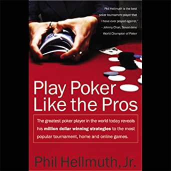 Play poker like the pros download books on tape.