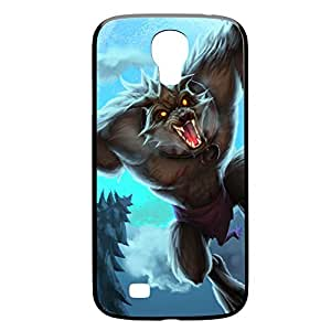 Warwick-008 League of Legends LoL case cover Iphone 4/4S - Plastic Black