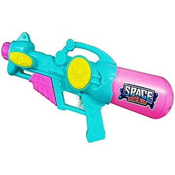 Ladiy Children Summer Outdoor Sand Beach Interactive Game Spray Water Toy Water Gun Spy Gadgets
