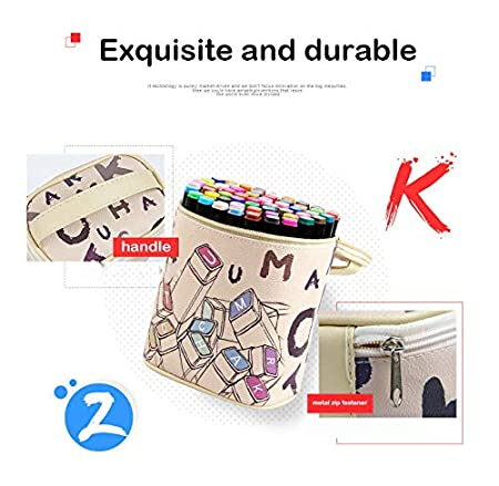 Amazon.com : MENGMA Fashion Design Markers | 40 Colors ...